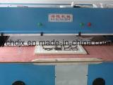 Xclp3 de Nauwkeurige vier-Kolom Pu Scherpe Machine van de Schoen van de Pantoffel