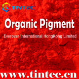 Rouge organique 144 de colorant pour l'enduit