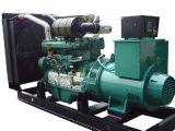 generador diesel silencioso con 4-Cylinder, refrigerado por agua, Cummins Engine de 500kw 625kVA