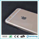 Caja clara ultra fina de la piel para el iPhone 6 de Apple