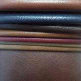 高品質袋および靴(HSK087)のための多彩なPUの総合的な革