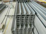 Glass fiber Pultruded Structures, Fiberglass Reinforced plastic H-Beams.