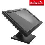 Monitor de um toque de 15 polegadas para a posição com do '' indicador USB/15 Resistive do LCD da tela de toque USB