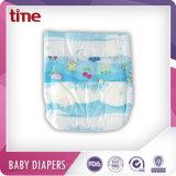 Gute Qualitätspreiswerter Preis-Wegwerftyp weicher Baby-König Diaper