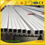 China-Aluminiumhersteller-kundenspezifischer Aluminiumglaswand-Strangpresßling