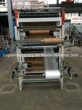 HDPE-LDPE-PlastikEinkaufstasche, die Maschine herstellt