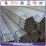 Acero al carbono mayorista #20 Gi tubos para andamios 6m de transporte en China (CZ-RP03)