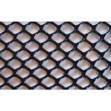 Acoplamiento de alambre plástico del pollo caliente de la venta/red plana plástica para el pollo