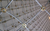 Sns malla flexible de protección/pendiente de la malla de alambre/Activo de malla de alambre Slop