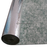 2mm de Onderstroom van het Schuimrubber van de Folie van het Aluminium voor Houten Bevloering