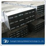 Холодная сталь инструмента Cr12W/D6 работы выковала большой блок размера