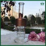 Plataforma DAB de óleo do tubo de água de vidro vidro do tubo de tabagismo em stock