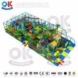 Удовольствие высокого качества и высокой прочности игровая площадка для установки внутри помещений