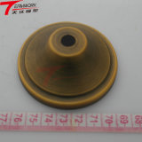 Китай поставщиком Хромированная полированная латунь быстрого прототипа