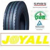 13r22.5 12r22.5 todo neumático de acero del carro de la posición 20pr sin tubo