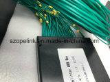 Волоконно-оптический разветвитель ЧПУ с ЗУ 2X64 пластиковые окна для локальной сети