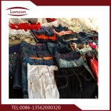 Calças dos homens - roupa dos homens usados - roupa usada