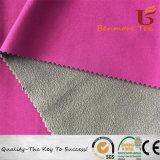접착된 기능적인 Fabric/RPET 4가지 방법 스판덱스 직물은 안쪽으로 TPU를 가진 극지 양털을 재생한다