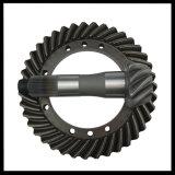Abgeschrägte Form-und schraubenartige Gang-Spirale-Kegelradgetriebe für Selbstersatzteil-Auto