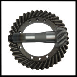 Auto Spare Parts Car를 위한 비스듬한 Shape 및 Helical Gear Spiral Bevel Gear