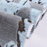 柔らかい感じのジャカードヤーンによって染められるソファーファブリック(yf09-18)