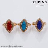 14750 Мода Бижутерия 18k позолоченными контактами женщин кольцо с люка камнеуловителя