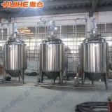 Compléter ligne de production laitière pasteurisée/UHT