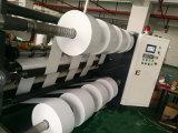 Fita auto-adesiva Rolo duplex de alta velocidade de máquina de corte longitudinal