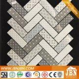 北アメリカの市場のインクジェット印刷の壁のタイルのガラスモザイク(V639004)