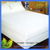 Protector impermeable del colchón de la PU Towelling