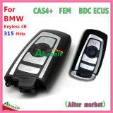 El mercado de cambios Keyless Bdc los ECUs de CAS4+ modificó clave elegante con 4 botones Fsk 315MHz