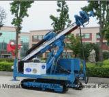 Plataforma de perforación de múltiples funciones hidráulica de la ingeniería de construcción de la correa eslabonada de la pista de la potencia