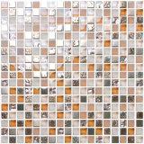 Foshan-natürliche Steinwasserstrahlmosaik-Fliese für Badezimmer