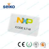 Weiße Farben-Leerzeichen Icode Ilt-M RFID Karte