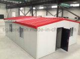 Schnelle Installation gutes IsolierPeb Haus mit heller Stahlkonstruktion