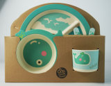Hot Selling Kids Dining Punt Set Dinner Punt Set 5-Parts for Baby