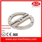 Maquinado CNC de cobre la cabeza del tornillo