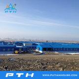 Camera del contenitore di standard di 20FT come costruzione prefabbricata dell'hotel