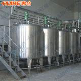 Tanque de mistura do aquecimento elétrico (que se desfaz do agitador)