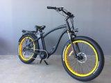 Nieve Ebike de la manera 36V 48V con la bici eléctrica de la bicicleta E de la montaña gorda del neumático 26inch