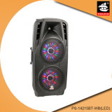 Actieve Navulbare pS-14215bt-Wb van de Spreker van de Batterij (leiden)