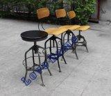 De industriële het Dineren van Toledo Barstools van het Staal Uitstekende Stoelen van de Tuin van het Restaurant