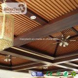 Het uitstekende Thermische Insulation&Sound Plafond van de Absorptie WPC