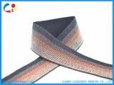 Эластичная резиновая лента/Webbing способа для одежд/ботинок