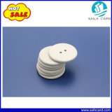Bouton RFID Tag blanchisserie pour de multiples dimensions