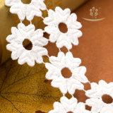 Testo fisso del merletto del fiore Nizza