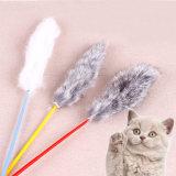 Escalada mecánico motorizado favorito Feather Wand Cat Toys