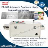 Máquina continua del lacre de la venda de la bolsa de plástico de Fr-900automatic para las virutas