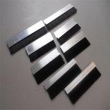 F/H de la puerta de aluminio de forma de la junta inferior con el cepillo