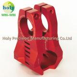 De verschillende Vervangstukken van de Fiets van de Grootte voor CNC Aluminium die de Stam van de Fiets machinaal bewerken